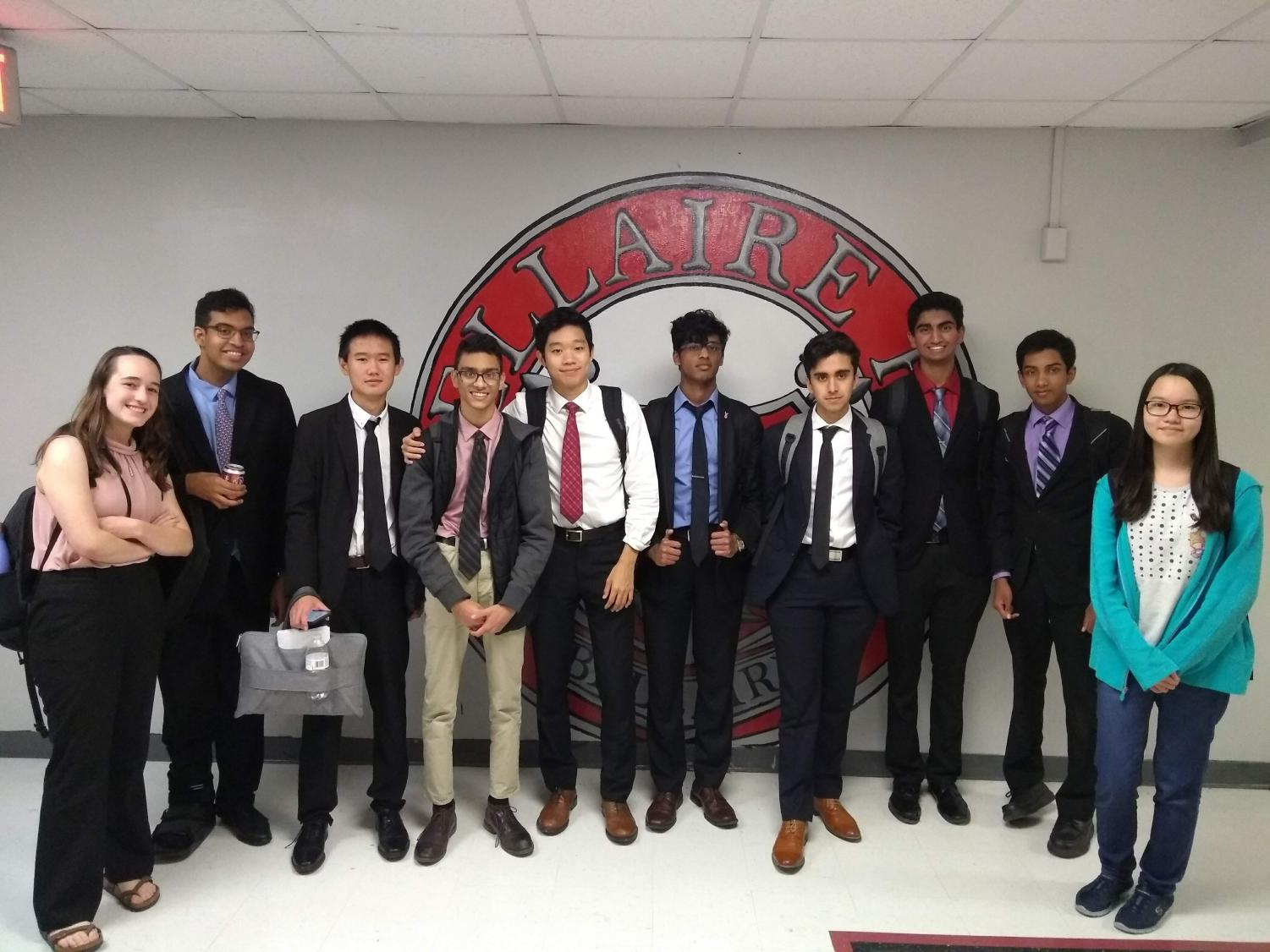 Debaters+Attend+Bellaire%2C+St.+Mark%27s%2C+and+Ronald+Reagan+Tournaments