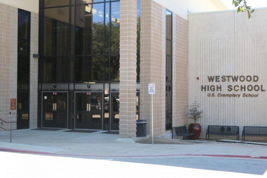 Westwood+High+School.