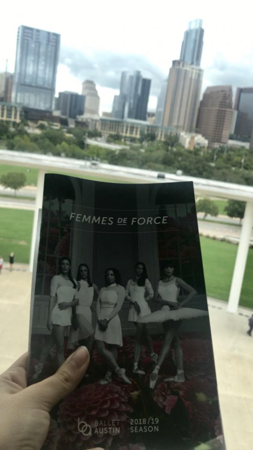Ballet Austin's Program 'Femmes De Force' highlights powerful female leads in upcoming shows.