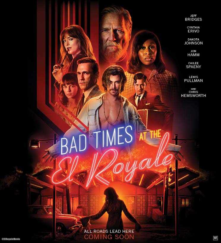 Westwood HorizonWestwood Horizon'Bad Times at the El Royale' Thrills with DeceptionHang on for a minute...we're trying to find some more stories you might like.Email This Story