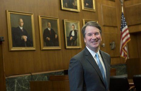 Judge Brett Kavanaugh Approved for General Senate Vote