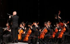 Orchestra Presents Diverse Music at Fall Concert