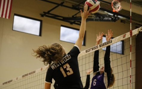 GALLERY: JV White Volleyball Suffers Defeat Against Cedar Ridge