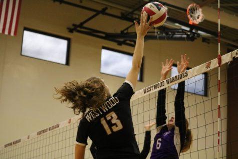 GALLERY: JV White Volleyball Suffers Defeat Against Cedar Ridge