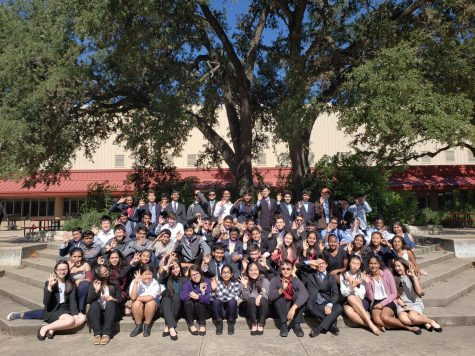 Debate Achieves Success at James Bowie, St. Michael's, St. Mary's Tournaments