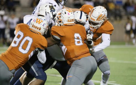 Varsity Football Falls In Thursday Night Showdown To Stony Point