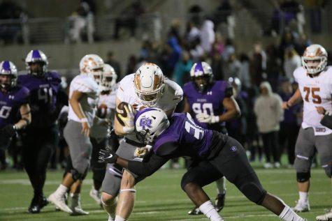 Varsity Football Closes Out Season With 49-20 Loss To Cedar Ridge