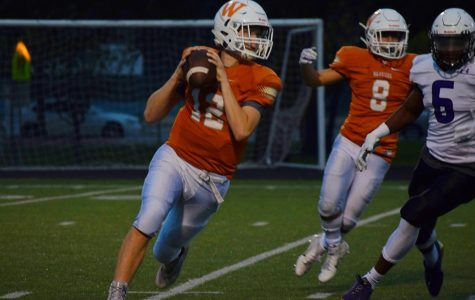 JV Football Falls to Cedar Ridge To Conclude Season