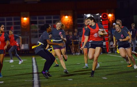 NHS Hosts First Powderpuff Game
