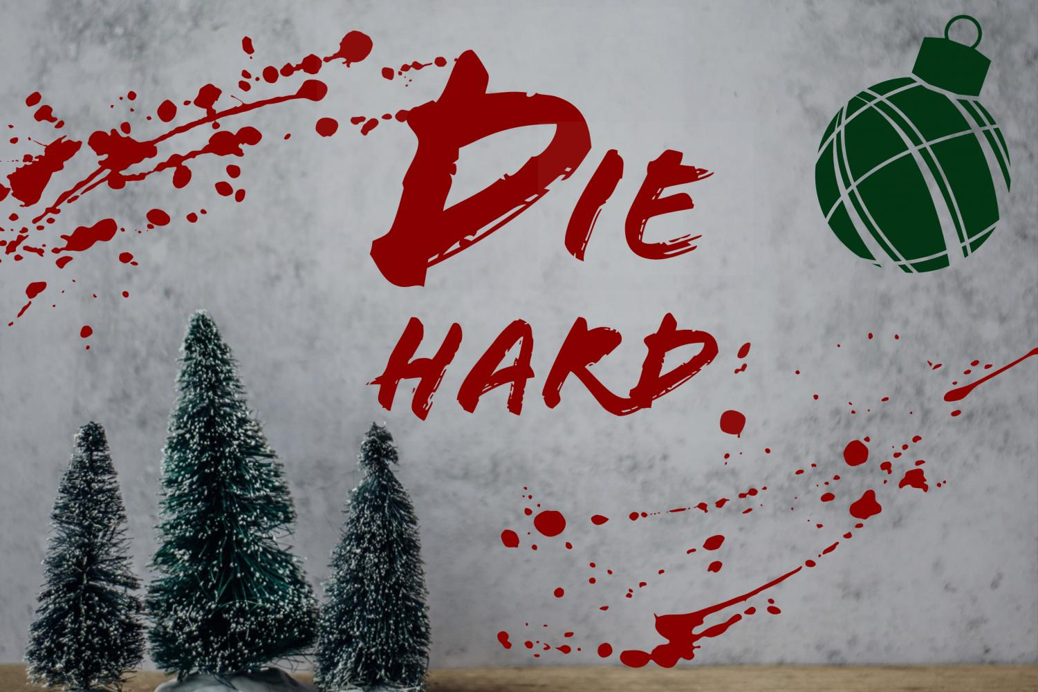 'Die Hard' (1988) thrills audiences with it's action and Christmas charm.