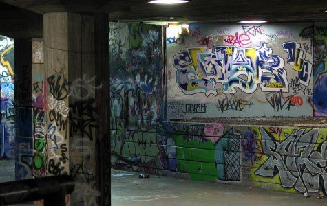 Beto O'Rourke Austin Mural Vandalized