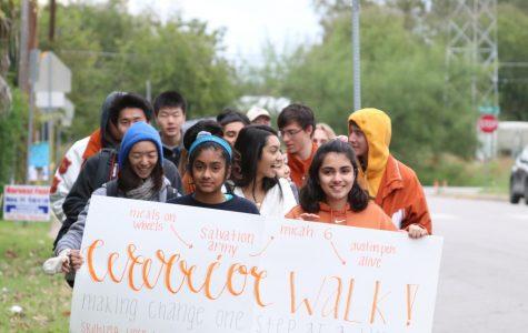 Warrior Walk Bridges Westwood Organizations