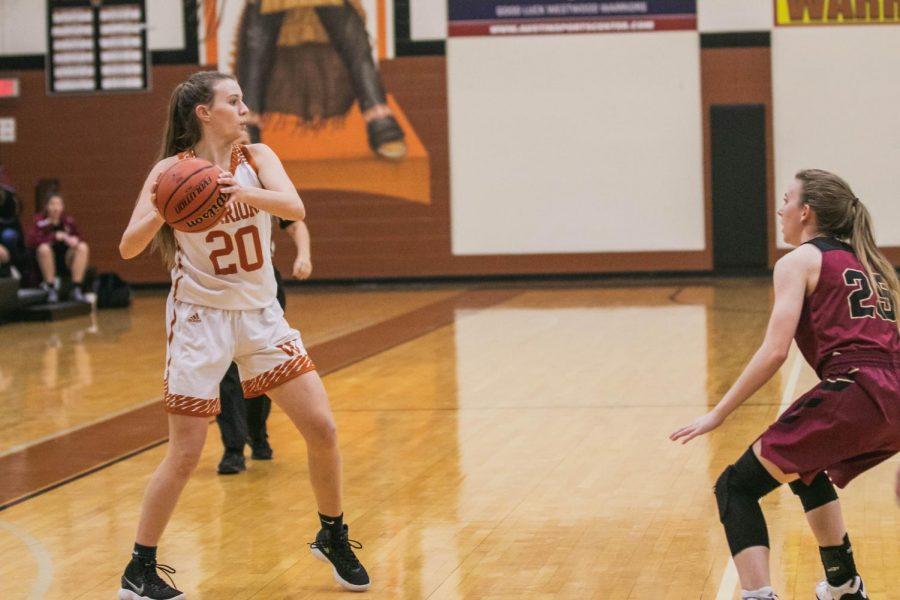 Varsity Girls Basketball Triumph Over Rouse 59-35