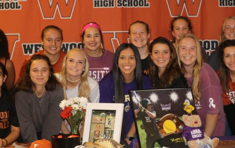 Softball Players Sign National Letters of Intent