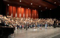 Westwood Learning Community Concert Unifies Choir Programs