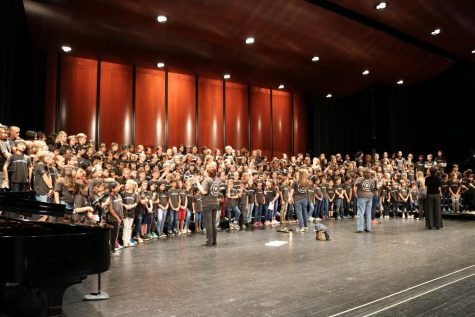Westwood Learning Community Concert Unifies Choir Programs