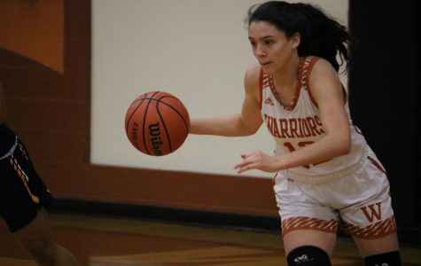 Varsity Girls' Basketball Annihilates Stony Point 53-32