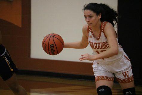 Varsity Girls' Basketball Annihilates Stony Point 53-32