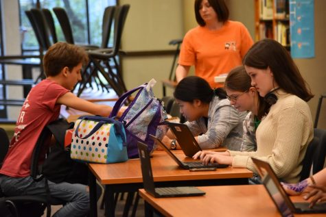 Library Hosts NaNoWriMo Event