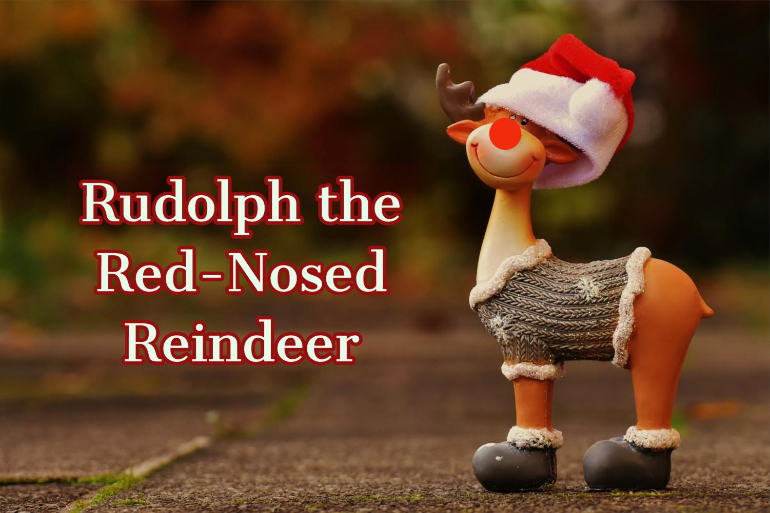 'Rudolph the Red-Nosed Reindeer' (1964) is a television special showcasing the story of Rudolph, a reindeer with a glowing red nose, and his journey to become one of Santa's famous reindeer.