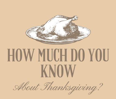 How much do you know about Thanksgiving?