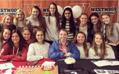 Senior Volleyball Girls Commit to Colleges on National Signing Day