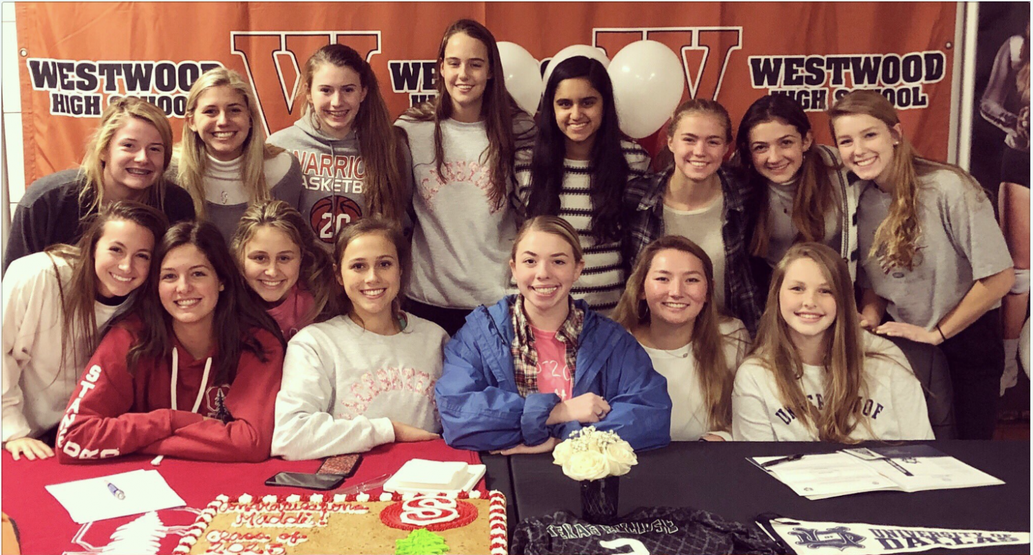 NATIONAL+SIGNING+DAY%21+Congratulations+to+Maddi+Kriz+%28Stanford+University%29+and+Ingrid+Stading+%28University+of+Dallas%29+on+officially+committing+to+take+their+talents+to+the+collegiate+level%2C+we+are+so+proud+of+you%21+%40coach_awood+%40WWarriorNation.+
