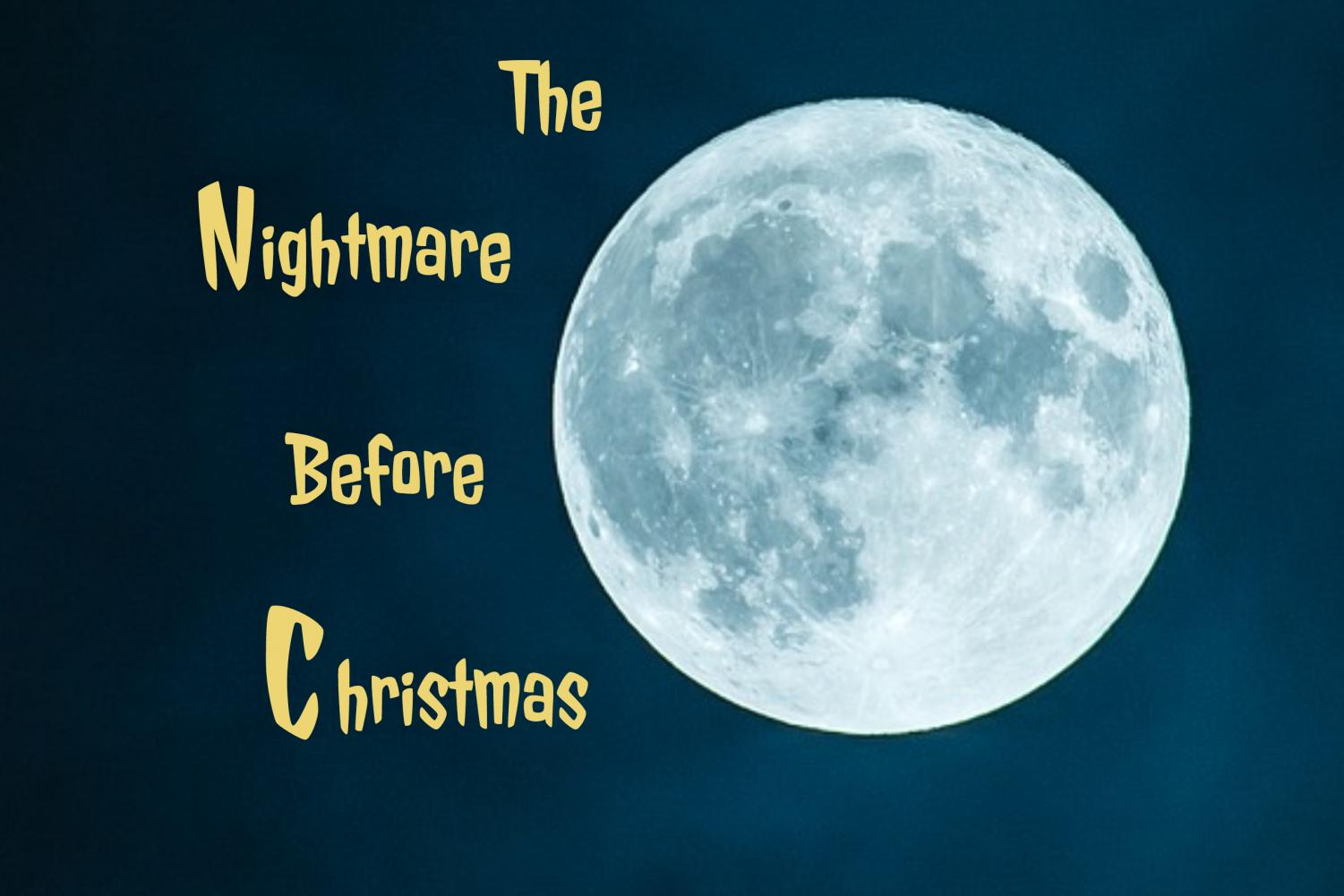 'The Nightmare Before Christmas' (1993) tells the tale of Christmas and Halloween combined.