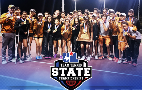 Varsity Tennis Clinches Program's First State Title