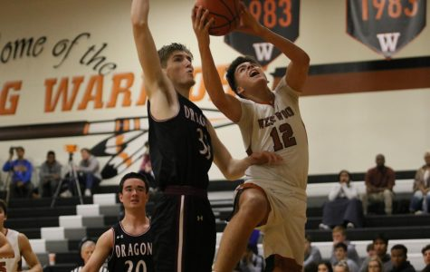 Varsity Boys' Basketball Drops Rivalry Game vs. Round Rock 55-46