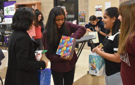Academy Ambassadors Celebrate at Winter Social