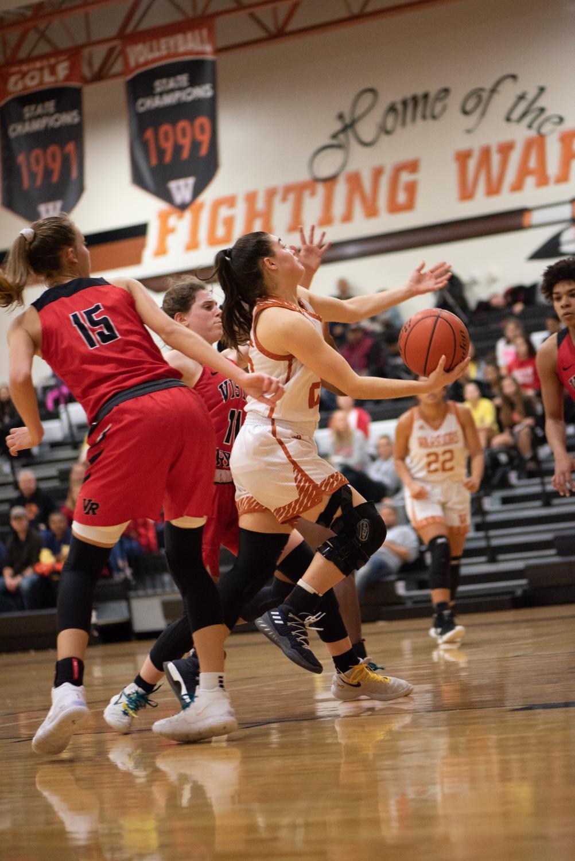 Varsity+Girls%27+Basketball+Falls+Against+Vista+Ridge+56-48