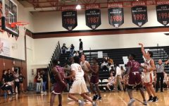 JV Boys' Basketball Slips Past Round Rock 53-46