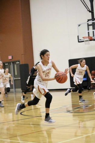 Freshman Girls' Basketball Defeated by Vista Ridge 39-37
