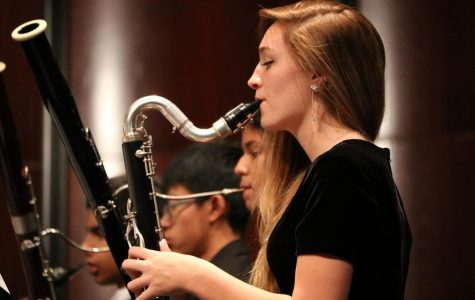 Band Showcases Holiday Cheer at Winter Concert