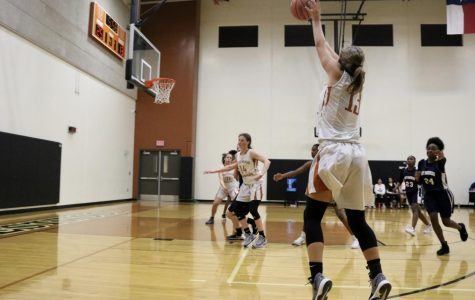 Freshman Girls' Basketball Defeats Mavericks 37-20