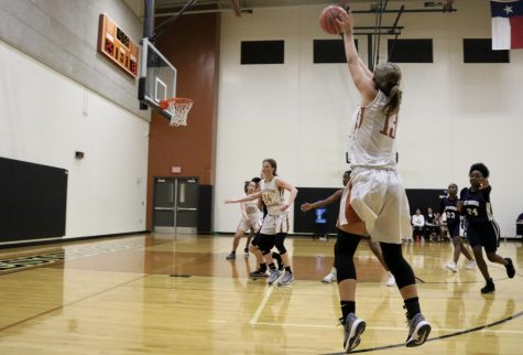 Freshmen Girls' Basketball Defeats Mavericks 37-20