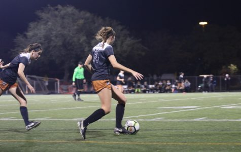 Varsity Girls' Soccer Finishes Scoreless in First Home Game