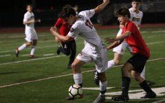 Varsity Boys Soccer Bounces Back With 2-1 Win vs. Vista Ridge