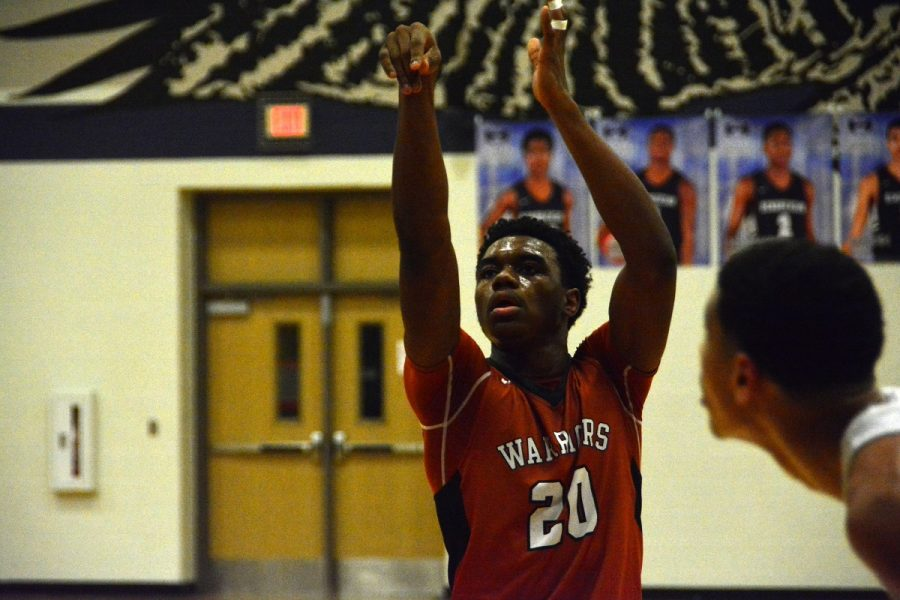 Varsity Boys' Basketball Drops Road Contest vs. Hendrickson 62-53