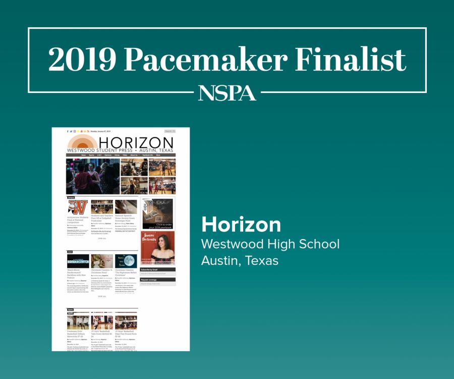 'Horizon' Named Pacemaker Finalist