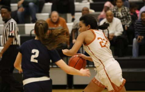 Varsity Girls' Basketball Prevails Over Vandegrift 47-36