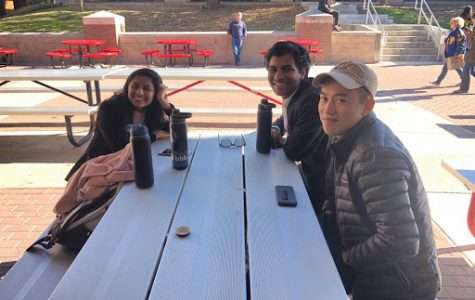 Speech and Debate Competes at Churchill and University of Houston Tournaments