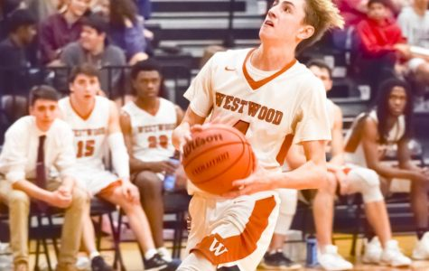 Varsity Boys' Basketball Puts On Defensive Clinic In 51-33 Win vs. Vista Ridge
