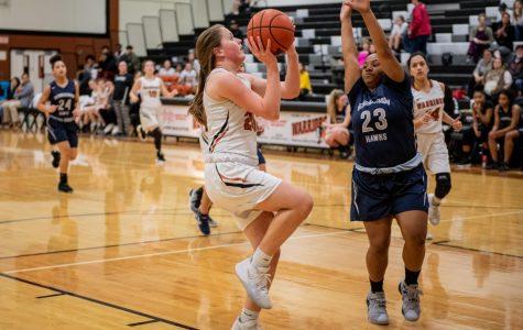 JV Girls' Basketball Triumphs Over Hendrickson 56-51