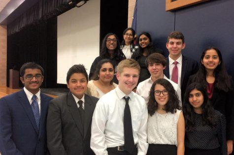 Debate Students Triumph at Tournaments Over Winter Break