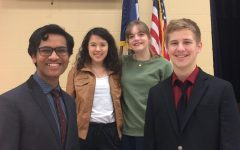 Debaters Achieve Success at the McNeil Tournament
