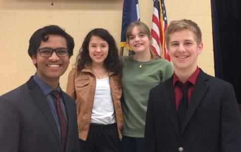 Debaters Achieve Success at the McNeil Tournament