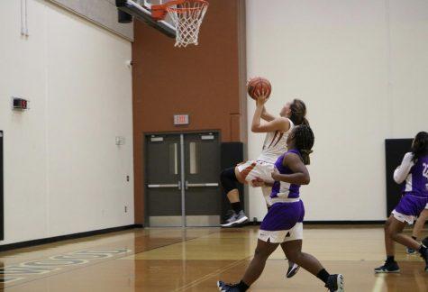 Freshman Girls' Basketball Defeated by Cedar Ridge 53-35