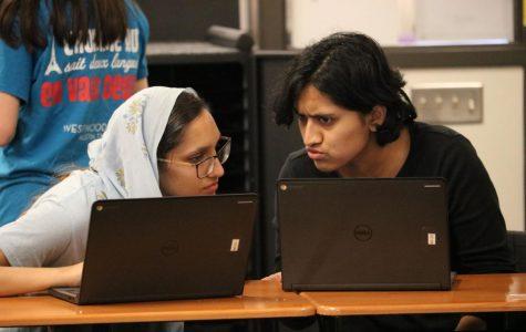NFHS Students Hold Language Workshop